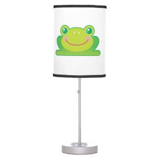 Kawaii frog desk lamp