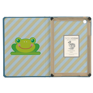 Kawaii frog iPad mini retina covers