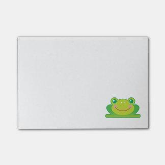 Kawaii frog post-it® notes