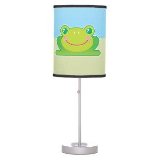 Kawaii frog table lamp