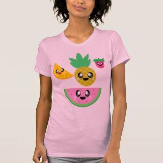 KAWAII FRUIT WATERMELON PINEAPPLE BERRY ORANGE T-Shirt