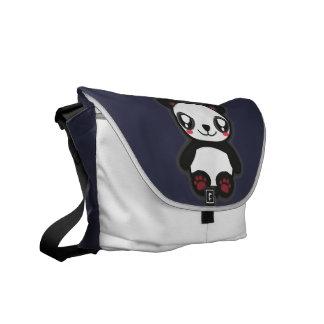Kawaii funny panda bag
