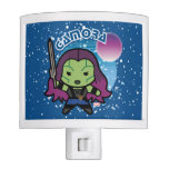 Kawaii Gamora In Space Night Light