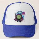 Kawaii Gamora In Space Trucker Hat