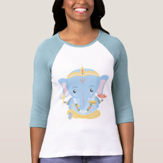 Kawaii Ganesha T-Shirt