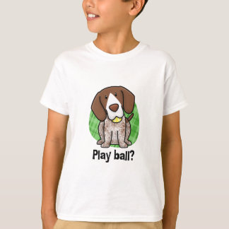 Kawaii German Shorthaired Pointer Child's TShirt