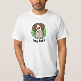 Kawaii German Shorthaired Pointer TShirt