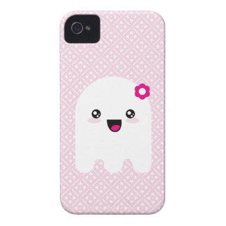 Kawaii ghost iPhone 4 cover