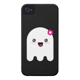 Kawaii ghost iPhone 4 Case-Mate cases