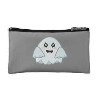 Kawaii Ghost Cosmetic Bag