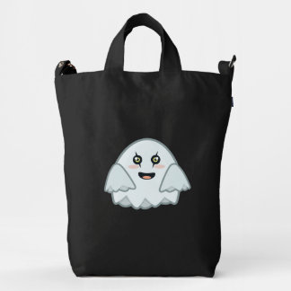 Kawaii Ghost Duck Bag