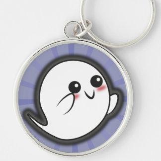 Kawaii ghost funny key chain