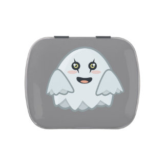 Kawaii Ghost Jelly Belly Tins