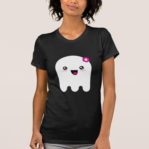 Kawaii ghost tshirt