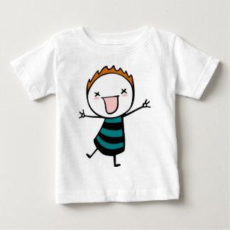 Kawaii Ginger Baby T-Shirt