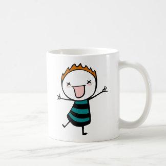 Kawaii Ginger Coffee Mug