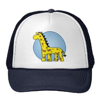 Kawaii Giraffe Hat