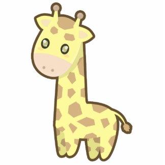 Kawaii Giraffe Statuette