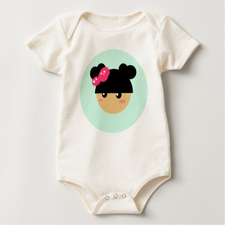 kawaii girl baby outfit baby creeper