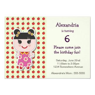 Kawaii Girl Cute Girl Card