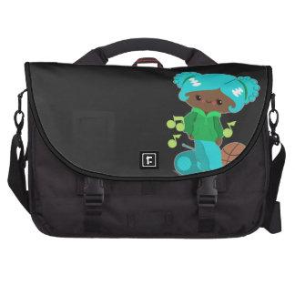 Kawaii Girl - Jayla Laptop Commuter Bag