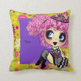 Kawaii Girl PinkyP Punk Lolita so cute Pillows