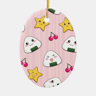 Kawaii Goodies Christmas Ornaments