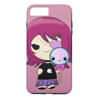 Kawaii gothic girl I phone 6/6s case