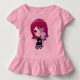 Kawaii gothic girl t shirt