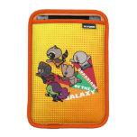 Kawaii Guardians of the Galaxy Group Jump Sleeve For iPad Mini