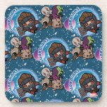 Kawaii Guardians of the Galaxy Pattern Drink Coaster