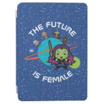 Kawaii Guardians of the Galaxy Planet Graphic iPad Air Cover
