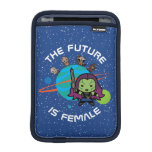 Kawaii Guardians of the Galaxy Planet Graphic iPad Mini Sleeve