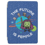 Kawaii Guardians of the Galaxy Planet Graphic iPad Pro Cover