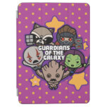 Kawaii Guardians of the Galaxy Star Graphic iPad Air Cover