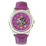 Kawaii Guardians of the Galaxy Star Graphic Watch