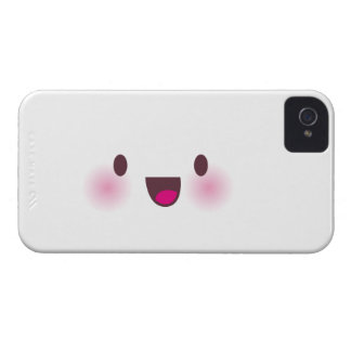 Kawaii hace frente iPhone 4 Case-Mate cárcasas