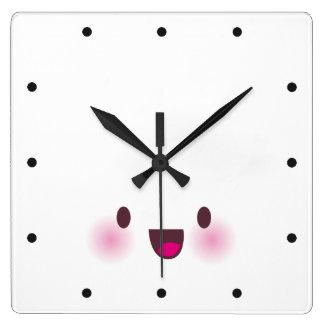 Kawaii hace frente relojes