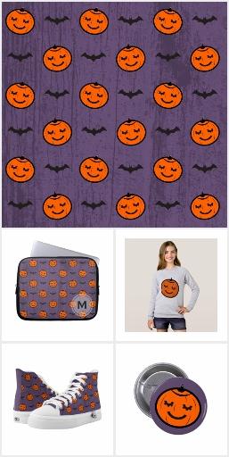 Kawaii Halloween Pumpkin
