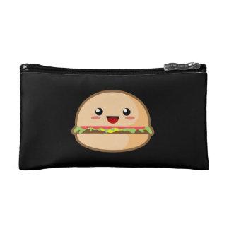 Kawaii Hamburger Makeup Bags