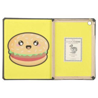 Kawaii hamburger cover for iPad air