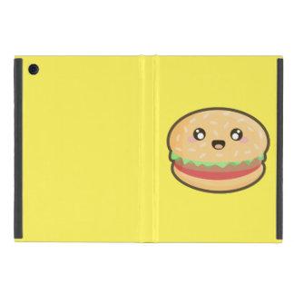 Kawaii hamburger covers for iPad mini