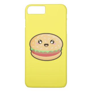 Kawaii hamburger iPhone 7 plus case
