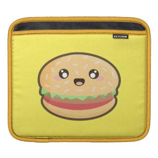 Kawaii hamburger sleeve for iPads