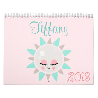 Kawaii Happiness 2018 Calendar