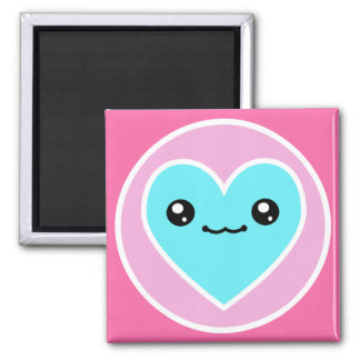 Kawaii Heart Magnet