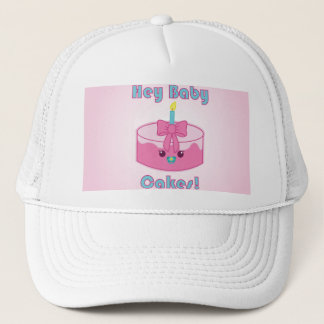 Kawaii Hey Baby Cakes hat