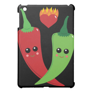 Kawaii Hot Pepper Case For The iPad Mini