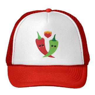 Kawaii Hot Pepper Trucker Hat