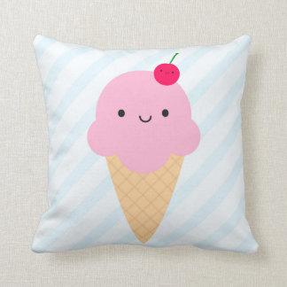 Ice Cream Throw Pillows : Cute Food Pillows - Decorative & Throw Pillows Zazzle